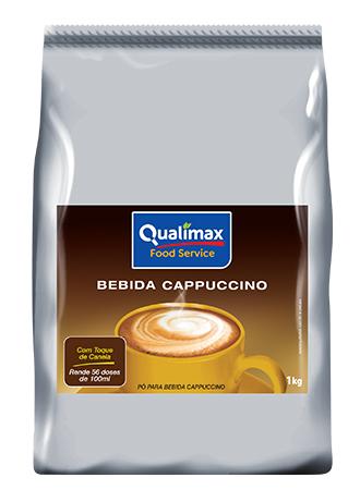 Bebida Cappuccino